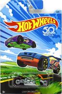 Canyon Carver | Model Motorcycles | Hot Wheels 50th Spring Edition Canyon Carver