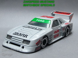 Zakspeed Mustang | Model Racing Cars