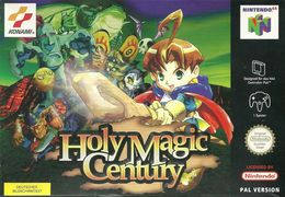 Holy Magic Century | Video Games