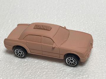 "2003 ""Retro"" Taxi Cab | Model Cars"