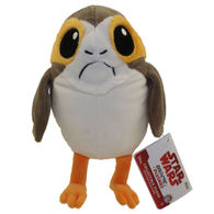 Porg (Gray) (Yellow Eyes) | Plush Toys
