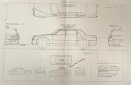 Matchbox 2003 taxi cab preliminary control drawing drawings and paintings b68f49f6 1b49 413b a7b2 0b2f9765f5f8 medium
