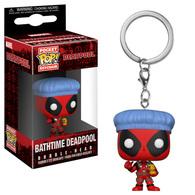Bathtime Deadpool | Keychains