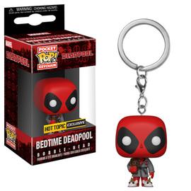 Bedtime Deadpool | Keychains