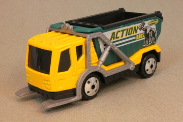 Trash Truck | Model Trucks