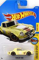 Fairlady 2000 | Model Racing Cars | Hot Wheels Legend of Speed Fairlady 2000 International Card