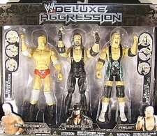 Mr. Kennedy, The Undertaker, & Finlay | Action Figure Sets