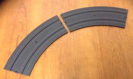 Aurora 12 inch Curve 1/8 turn | Track