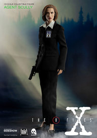 Agent Scully  | Figures & Toy Soldiers