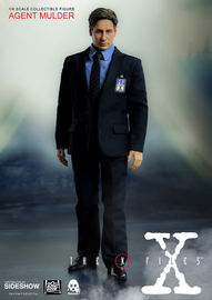 Agent Mulder | Figures & Toy Soldiers
