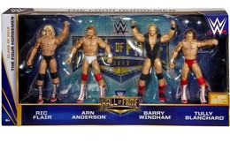 Ric Flair, Arn Anderson, Barry Windham, & Tully Blanchard | Action Figure Sets