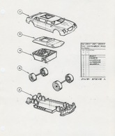 Matchbox Limousine Concept Sketch   Drawings & Paintings