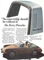 """""""No Convertible Should Be Without It"""". 