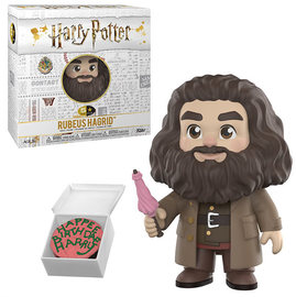 Rubeus Hagrid (Pink Umbrella) | Vinyl Art Toys