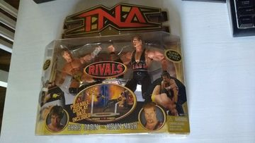 Chris Sabin Vs Kevin Nash | Action Figure Sets