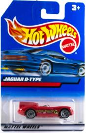 Jaguar D-Type | Model Cars