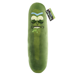 Pickle Rick (18-Inch) (Biting Lip)   Plush Toys