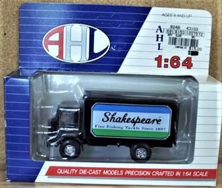 Shakespeare | Model Trucks