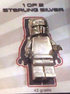 Boba Fett (Sterling Silver) | Figures & Toy Soldiers
