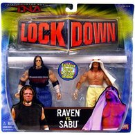 Raven VS. Sabu | Action Figure Sets