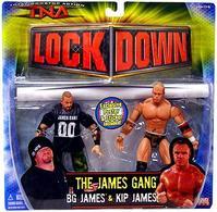 The James Gang B. G. James & Kip James | Action Figure Sets