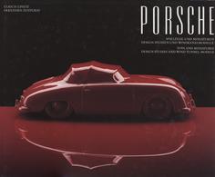 Porsche Toys & Miniatures, Design Studies & Wind Tunnel Models | Books
