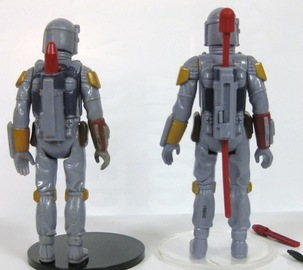 Boba Fett (21-Back) | Action Figures