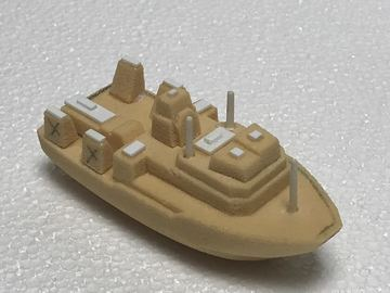 Matchbox Boat Butter Board Carving | Model Ships and Other Watercraft
