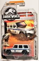 '14 Mercedes-Benz G 550 / Matchbox Jurassic World 2018   Model Trucks   2018 Matchbox '14 Mercedes-Benz G 550 (Jurassic World)