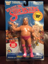 Adorable Adrian Adonis | Action Figures