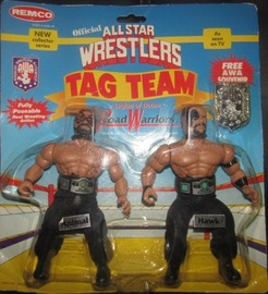 Legion Of Doom The Road Warriors | Action Figure Sets