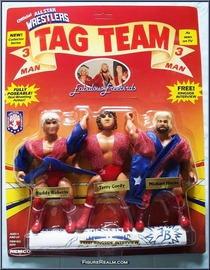 The Fabulous Freebirds | Action Figure Sets