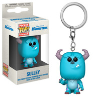 Sulley (Waving) | Keychains