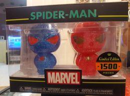 Spider-Man (Blue & Red) (2-Pack) | Vinyl Art Toys Sets