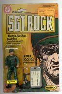 Sgt Rock | Action Figures