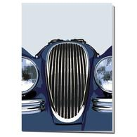 Jaguar xk120 card postcards 3ece0a91 a9ba 4d52 a124 8ad3a474d829 medium