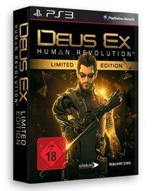 Deus Ex: Human Revolution   Video Games