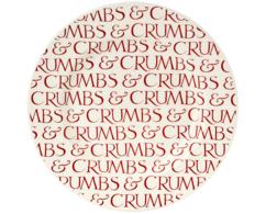 """John Lewis Red Toast 6 1/2"""" Plate - Emma Bridgewater   Ceramics   Red Toast 6 1/2"""" Plate"""