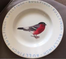 "Bullfinch 8 1/2"" Plate  - Emma Bridgewater   Ceramics   Bullfinch Plate"