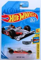 Indy 500 Oval | Model Racing Cars | HW 2018 - ZAMAC 010 - Legends of Speed 5/10 - Indy 500 Oval - ZAMAC / Gulf Racing - USA 50th Card