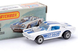 1965 Ford Shelby Mustang GT-350 | Model Cars