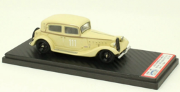 Alfa Romeo 6c 2300 GT Sedan  | Model Cars