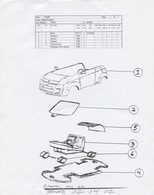 Opel Frogster   Drawings & Paintings