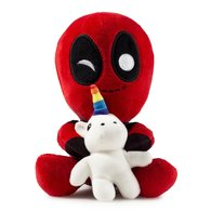 Deadpool Riding a Unicorn | Plush Toys