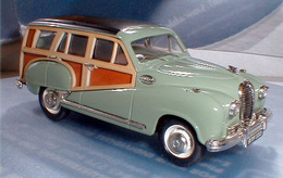 Austin A70 Hampshire Woodie | Model Truck Kits | Kenna Models' Austin A70 Hampshire Woodie.
