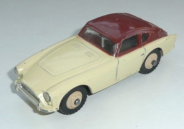 AC Aceca Coupe | Model Cars