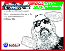 2018 - Mexico City Convention | Posters & Prints