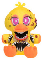 Twisted Chica | Plush Toys