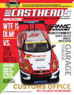 Castheads Magazine June - August 2018  | Magazines & Periodicals