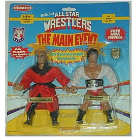 Baron Von Raschke VS Rick Martel | Action Figure Sets